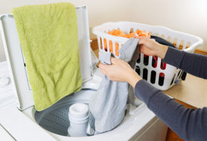 House Call offers laundry services